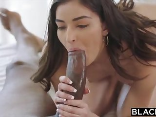 BLACKED School College Girl Vengeance Pounds Say no to Schoolteachers BIG BLACK COCK